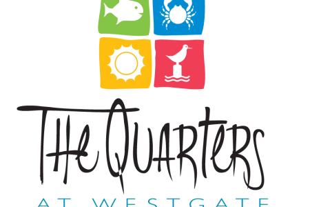 The Quarters at Westgate – Proposed logo for a luxury apartment complex