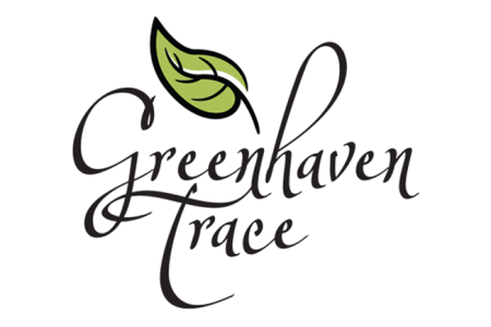 Greenhaven Trace – Logo for a multi-family residential community